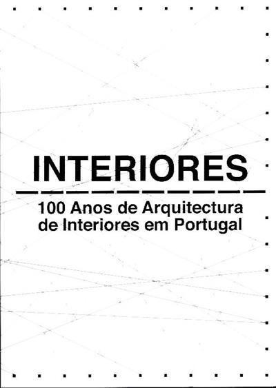 Interiores (textos Bárbara Coutinho... [et al.])