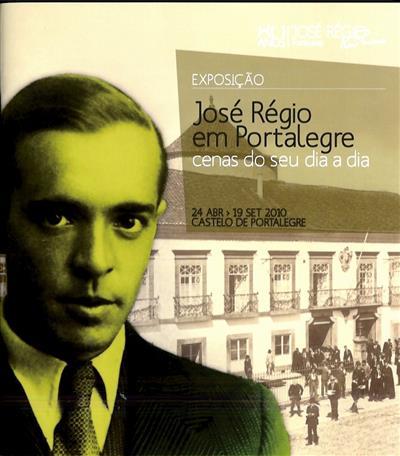 José Régio em Portalegre (comis. António Ventura)