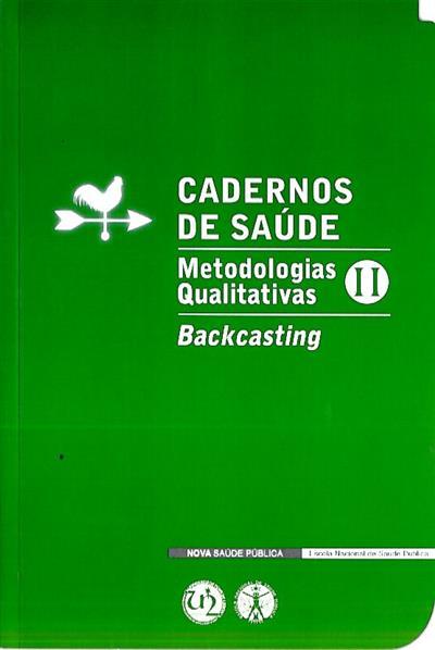 Metodologias qualitativas (coord. Ana Escoval)