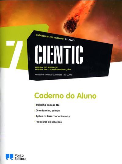 Cientic 7 (José Salsa, Orlando Guimarães, Rui Cunha)