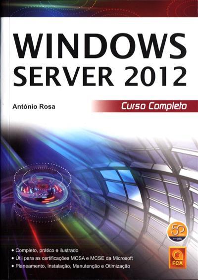 Windows Server 2012 (António Rosa)