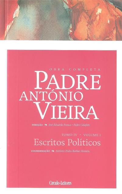 Obra completa [de] Padre António Vieira (coord. Carlos Maduro)