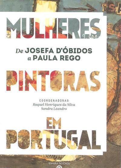 Mulheres pintoras em Portugal (dos XVI Cursos Internacionais de Verão de Cascais)