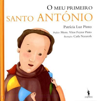 O meu primeiro Santo António (Patrícia Luz Pinto)