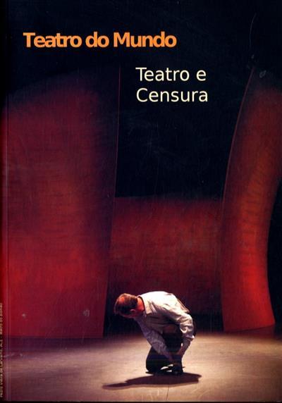 """Teatro do mundo (VIII Encontro Internacional """"Teatro do Mundo..."""")"""