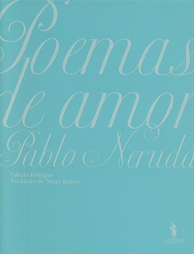 Poemas de amor (Pablo Neruda)
