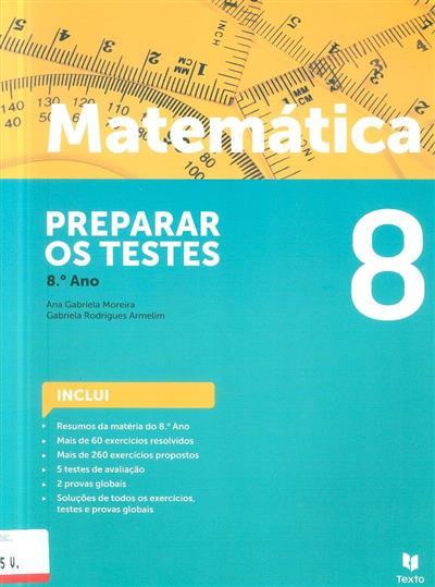Matemática 8 (Liliana Gouveia)