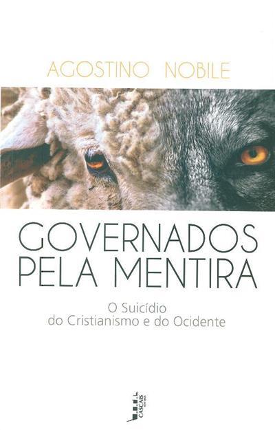 Governados pela mentira (Agostino Nobile)