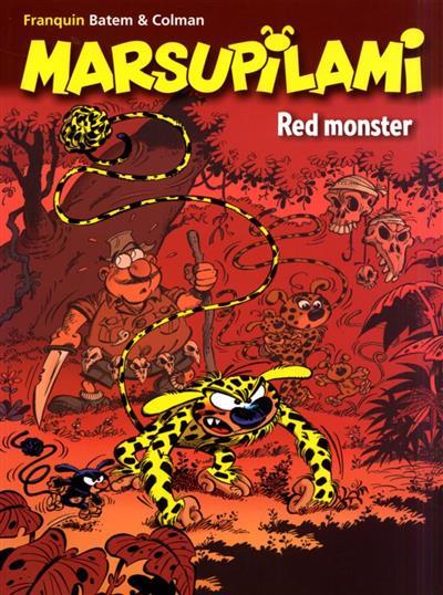 Red monster (Franquin)