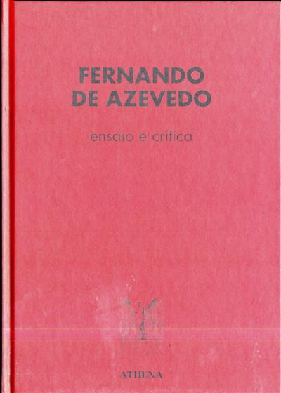 Fernando de Azevedo (coord. Emília Nadal)