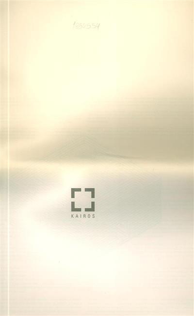 Pavilhão Kairos (ed. e textos João Quintela, Tim Simon)