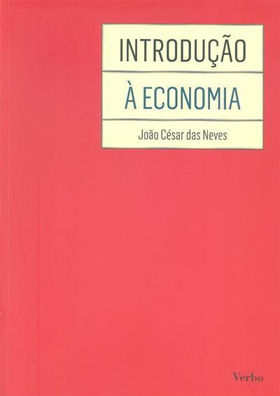 Introdução à economia (João César das Neves)