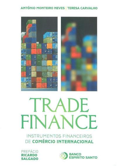 Trade finance (António Monteiro Neves, Teresa Carvalho)