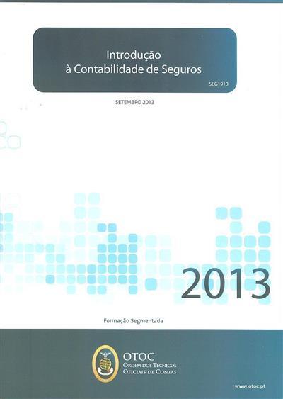 Introdução à contabilidade de seguros (Madalena Simões, Pedro Roque)
