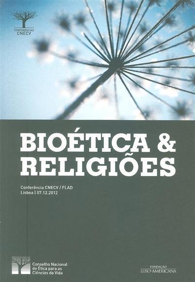 Bioética e religiões (Conferência...)