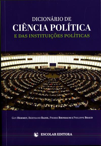 Dicionário de ciência política e das instituições políticas (Guy Hermet... [et al.])