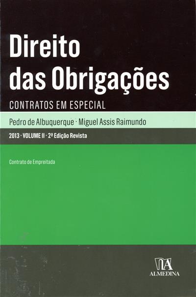 Direito das obrigações (Pedro de Albuquerque)