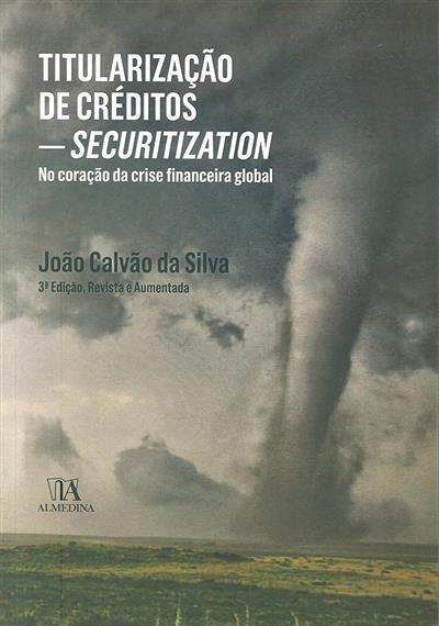 Titularização de créditos (João Calvão da Silva)
