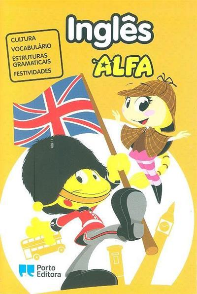 Inglês - alfa (criação inteletual Marlene Gomes)
