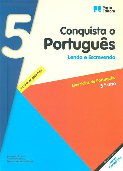Conquista o português (Ana Lagôa da Silva, Ana Paula Andrez, Eugénia Nogueira Penteado)