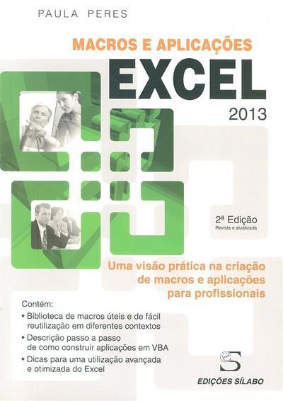 Excel (Paula de Fátima Peres Teixeira Almeida)