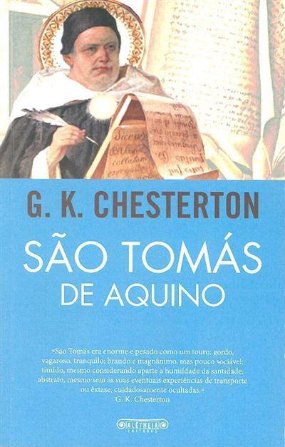 São Tomás de Aquino (G. K. Chesterton)