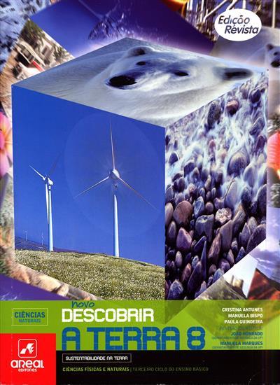 Novo descobrir a terra 8 (Cristina Antunes, Manuela Bispo, Paula Guindeira)