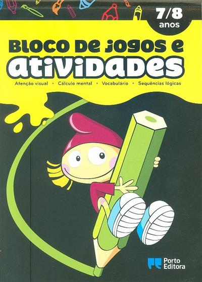 Bloco de jogos e atividades (Patrícia Salabert)