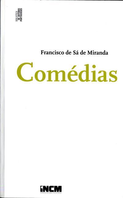 Comédias (Francisco de Sá de Miranda)