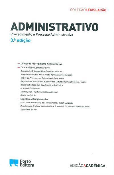 Administrativo (coord. Isabel Rocha, Carlos José Batalhão)