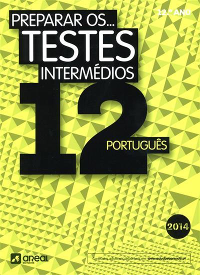 Preparar os... testes intermédios 12 (Carla Cardoso, Regina Carvalho)