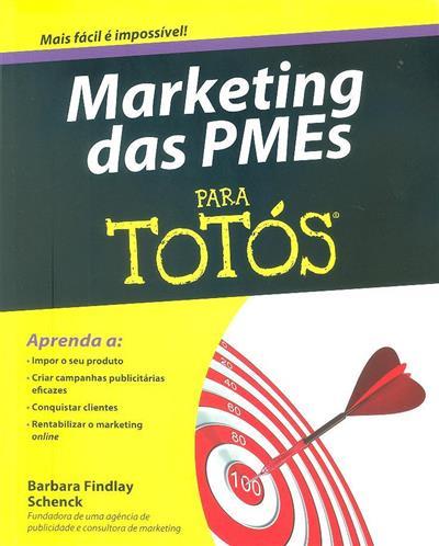 Marketing das PMEs para Totós (Barbara Findlay Schenck)