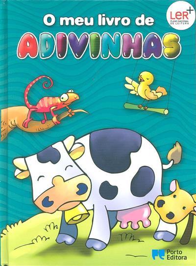 O meu livro de adivinhas (adapt. Nelly Barreto Moreira da Silva)