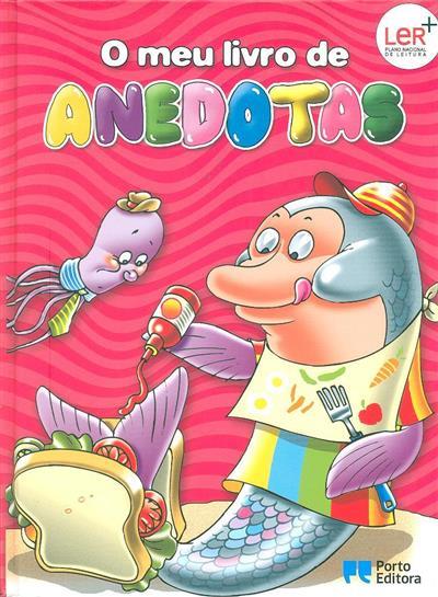 O meu livro de anedotas (adapt. Nelly Barreto Moreira da Silva)