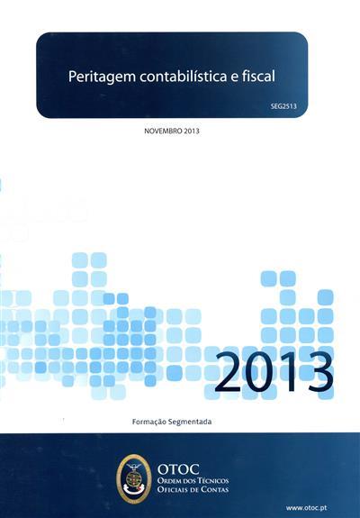 Peritagem contabilística e fiscal (Maria da Conceição Ribeiro da Silva)