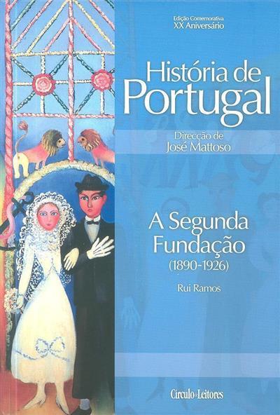 História de Portugal (dir. José Mattoso)