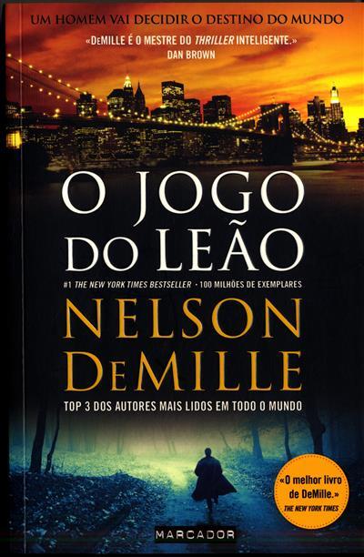 O jogo do leão (Nelson DeMille)