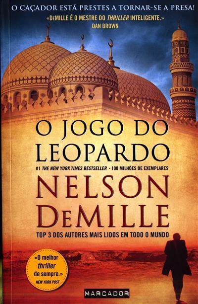 O jogo do leopardo (Nelson DeMille)