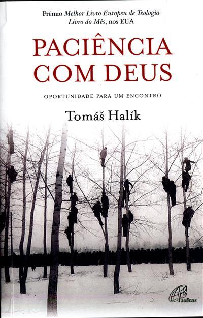 Paciência com Deus (Tomás Halík)