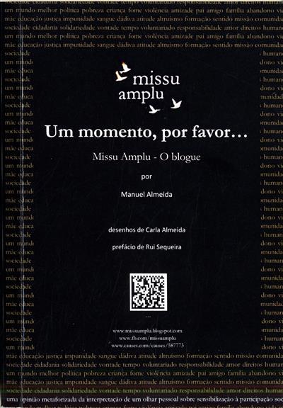 Um momento, por favor... (Manuel Almeida)