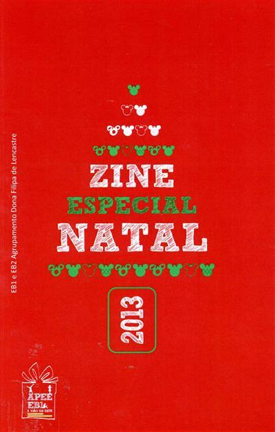 Zine especial Natal 2013 (Associação de Pais e Encarregados de Educação da Escola S. João de Deus)