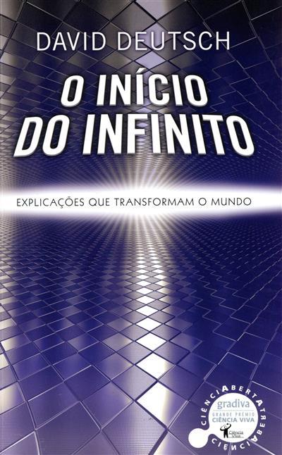 O início do infinito (David Deutsch)