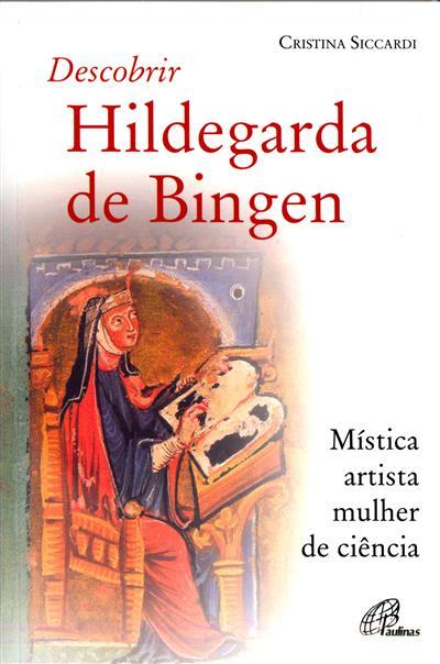 Descobrir Hildegarda de Bingen (Cristina Siccardi)