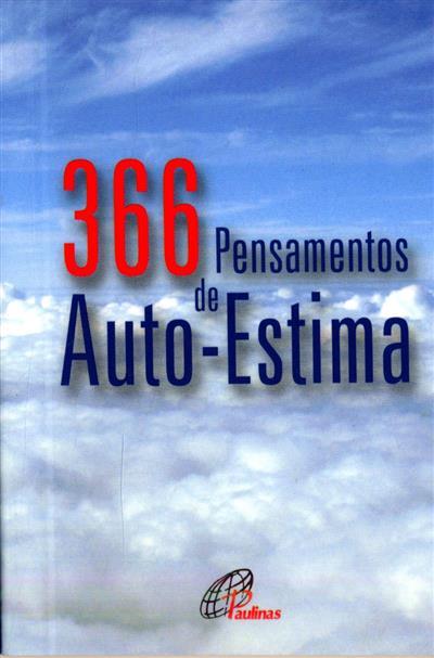 366 pensamentos de auto-estima (org. Martha Gómez)