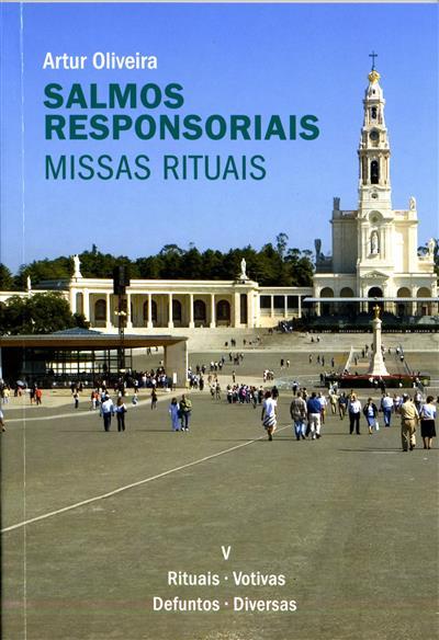 Salmos responsoriais (Artur Ribeiro de Oliveira)