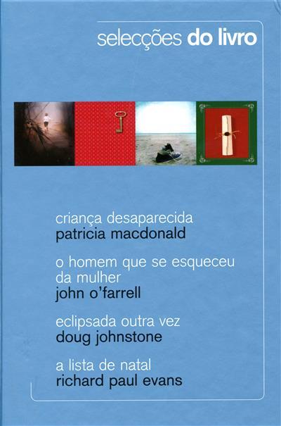 Criança desaparecida (Patricia Macdonald .)