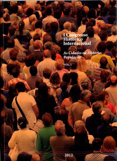 As cidades na história (I Congresso Histórico Internacional...)