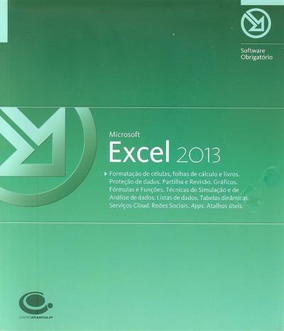 Microsoft Excel 2013 (Mário Paulo Teixeira Pinto)