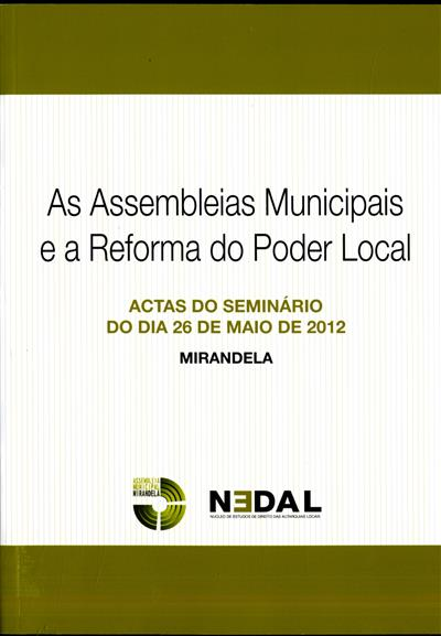 As assembleias municipais e a reforma do poder local
