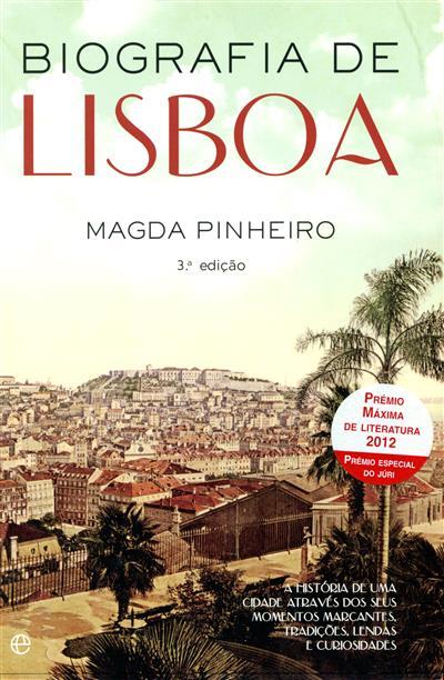 Biografia de Lisboa (Magda Pinheiro)